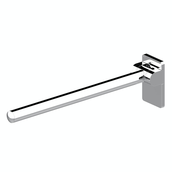 AKW Onyx fold up rail chrome