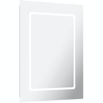 Mode Grayson LED illuminated mirror 500 x 390mm with demister