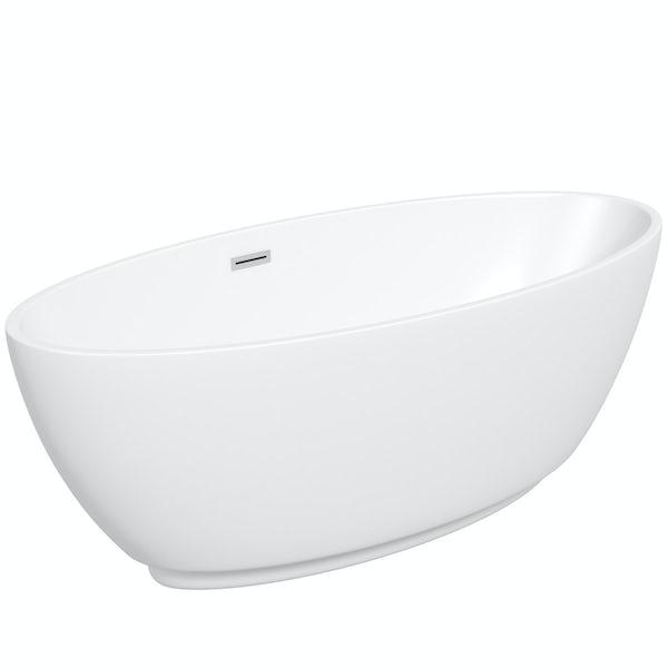 Mode Harrison freestanding bath 1790 x 810