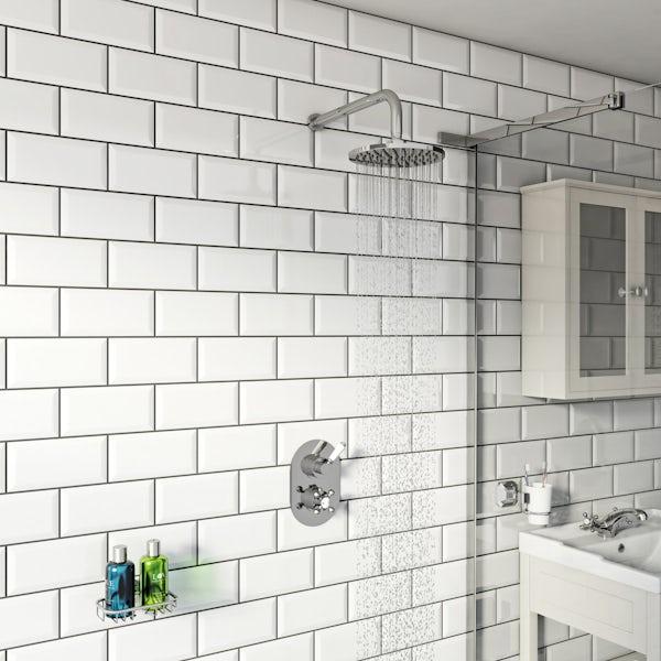 The Bath Co. complete shower enclosure suite 1200 x 800