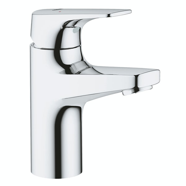 Grohe BauFlow mono single lever basin mixer tapGrohe BauFlow single lever basin mixer tap