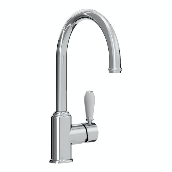 Bristan Renaissance Easyfit single lever kitchen tap