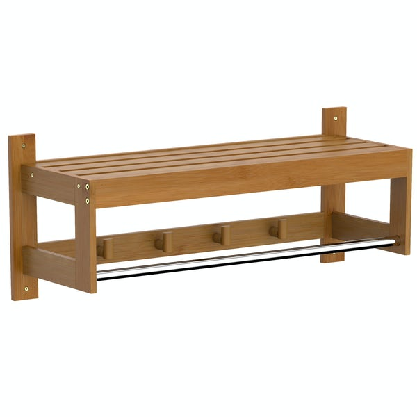 Orchard Bamboo towel shelf