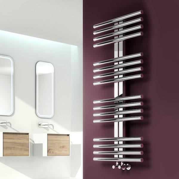 Reina Sorento stainless steel designer radiator