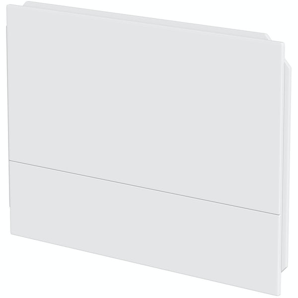 Orchard reinforced bath end panel 700mm