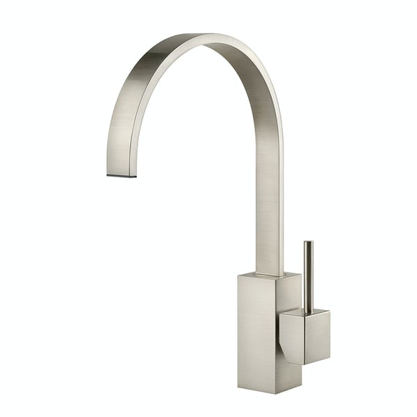 Tuscan Parrina brushed kitchen tap