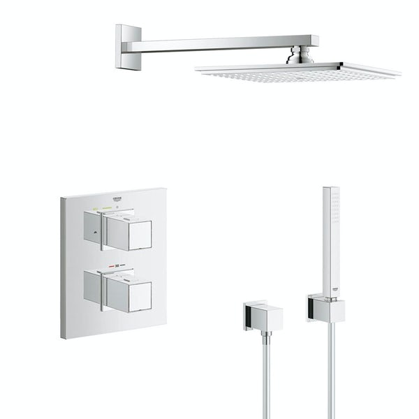 Grohe Grohtherm Cube Perfect shower set