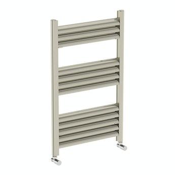 Mode Carter heated towel rail 800 x 500