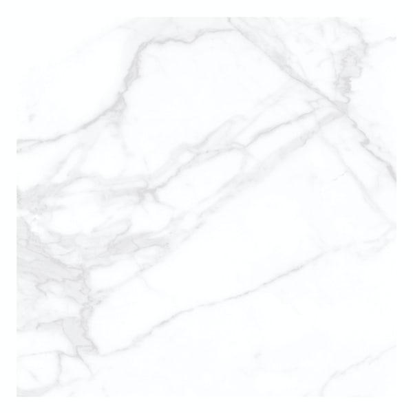 British Ceramic Tile Polar ice grey matt floor tile 498mm x 498mm