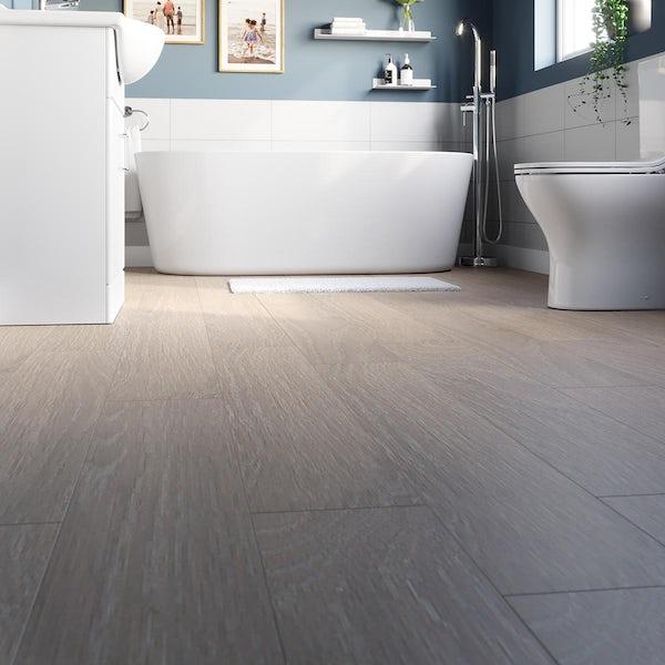 Breton oak engineered wood flooring 11mm
