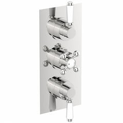 Main image for The Bath Co. Winchester triple thermostatic shower valve with diverter