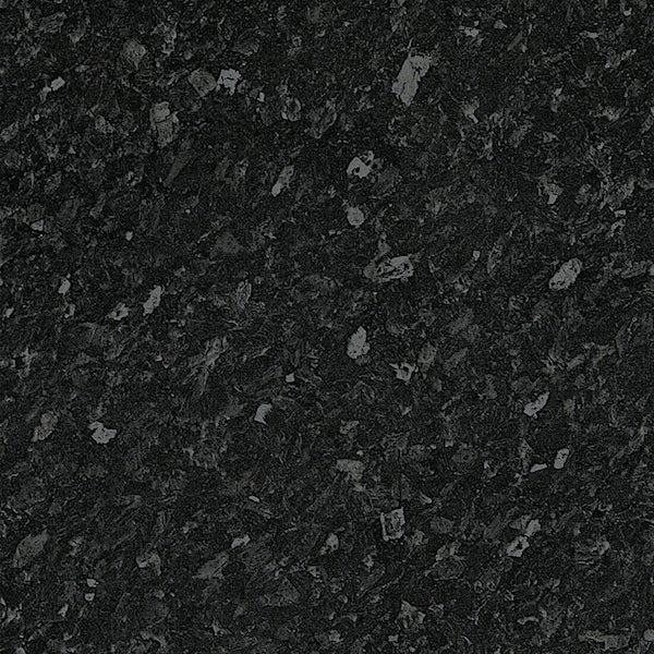 Oasis 38mm black flint gloss worktop