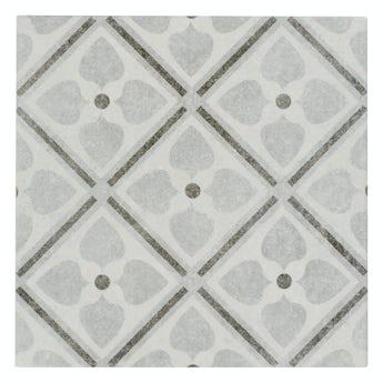 The Bath Co. Toledo Adora traditional matt wall and floor tile 200mm x 200mm