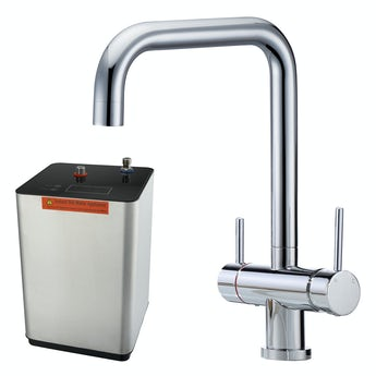 Schon Hilbre 3-in-1 boiling water tap