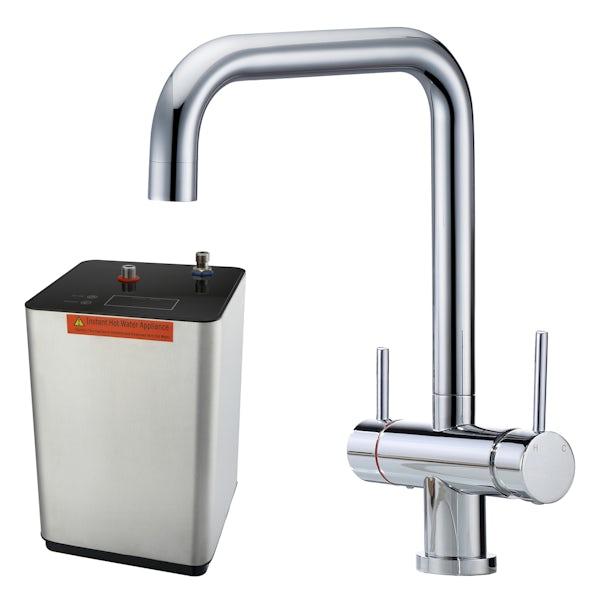 Schön 3-in-1 böiling water tap 1
