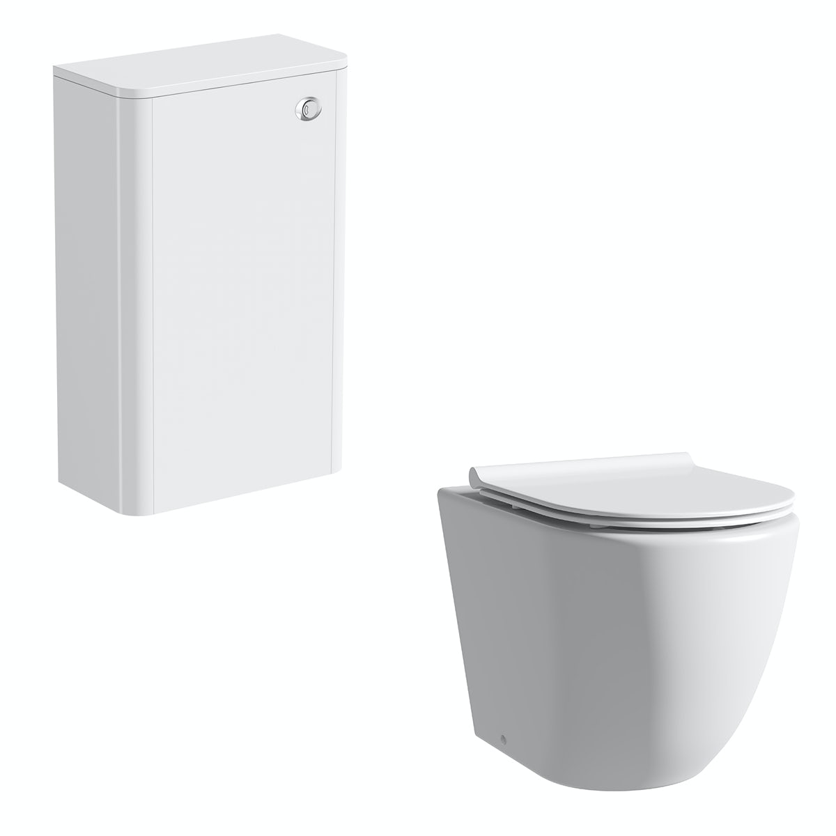 Modeharrisonsnow Back To Wall Unit And Rimless Toilet With