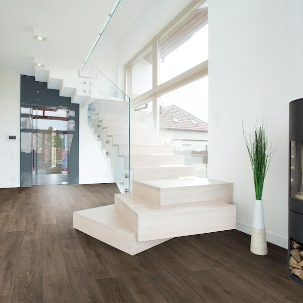 Krono Xonic Kronostep Eclipse oak vinyl flooring