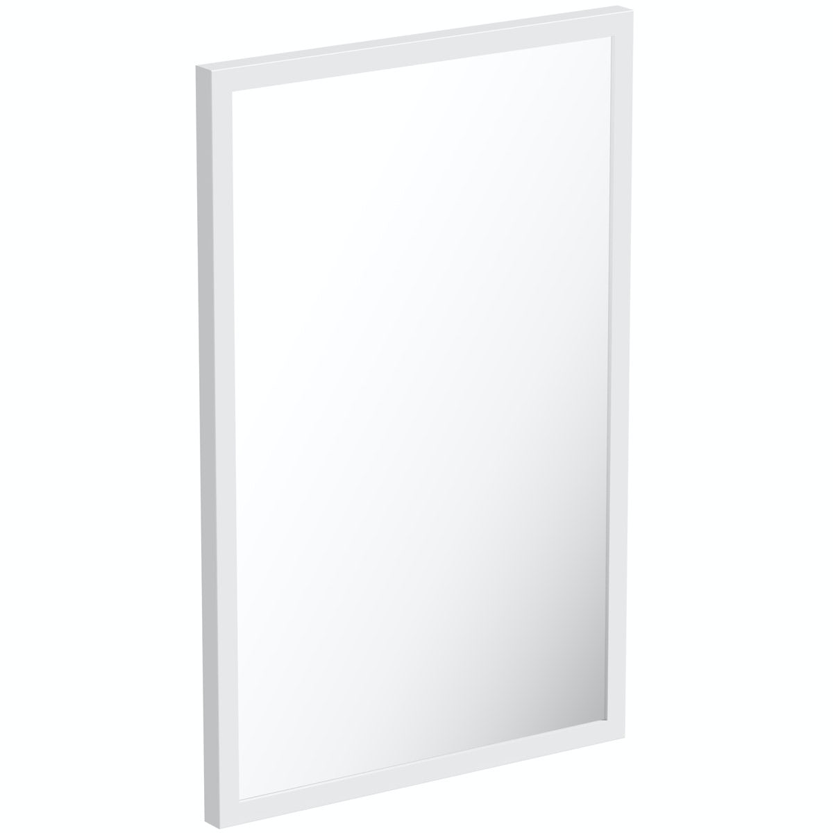 Mode Hale white gloss mirror 500 x 800mm
