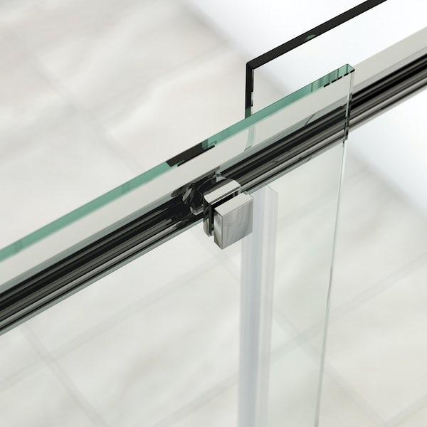Mode Harrison 8mm Easy Clean Shower Door 1200mm