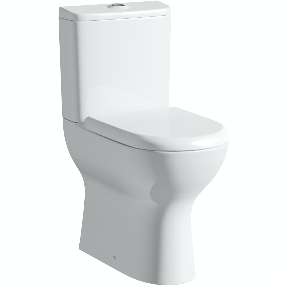 Mode Heath Comfort Height Close Coupled Toilet With Soft