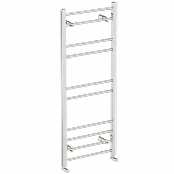 Clarity heated towel rail 1200 x 500