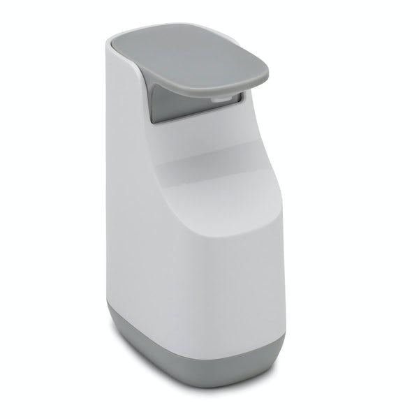 Joseph Joseph Slim grey compact soap dispenser