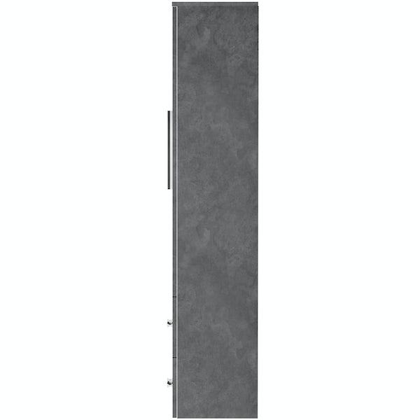Orchard Kemp wall hung cabinet 1607 x 326mm
