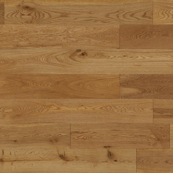 Tuscan Terreno rustic oak multiply 18mm x 190mm engineered wood flooring