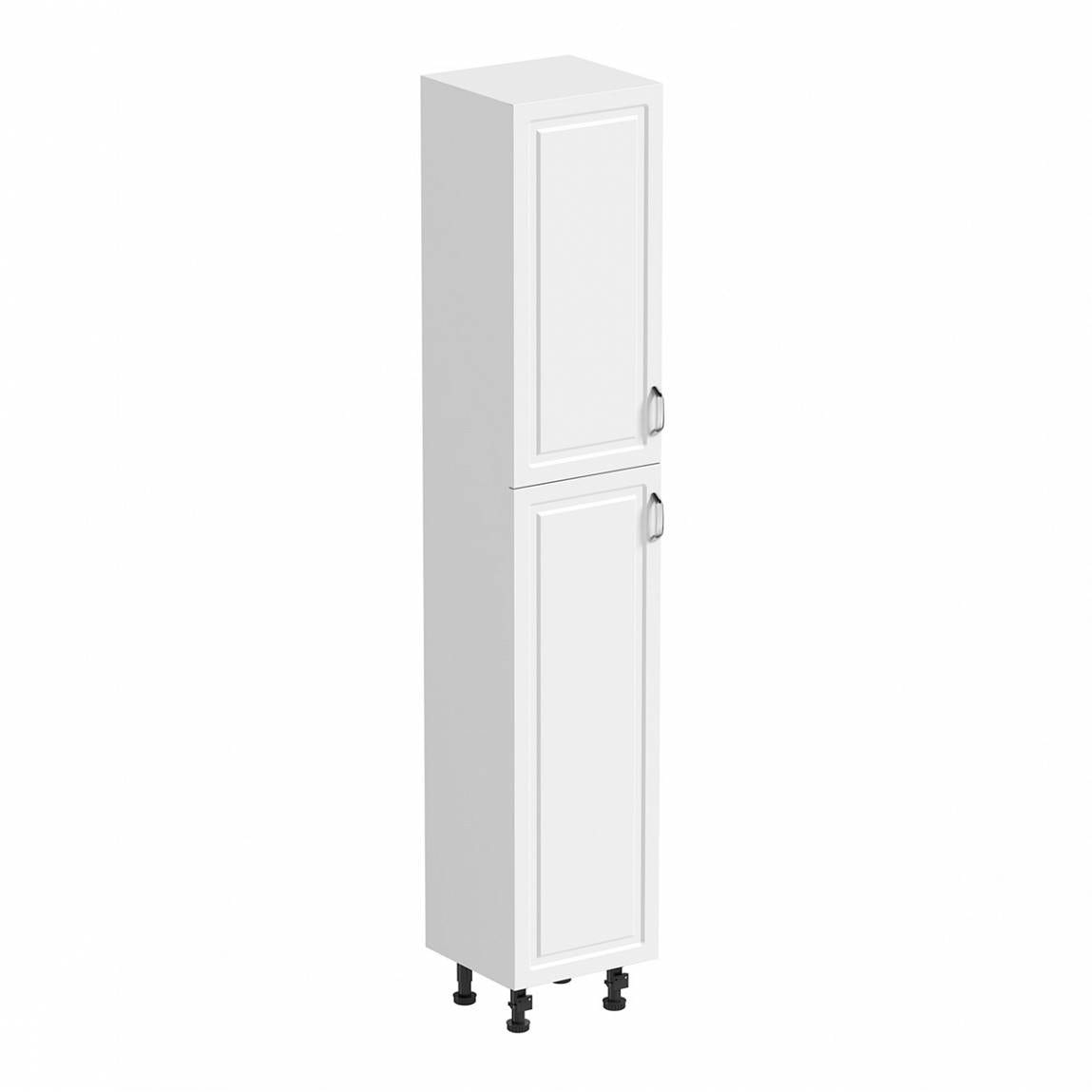 Florence White Tall Unit