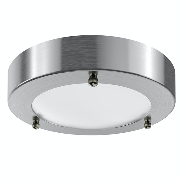 Forum Llum small round flush bathroom ceiling light