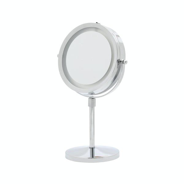Forum Asti LED touch adjustable vanity mirror