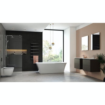 Ideal Standard Strada II freestanding bath suite 1700 x 790