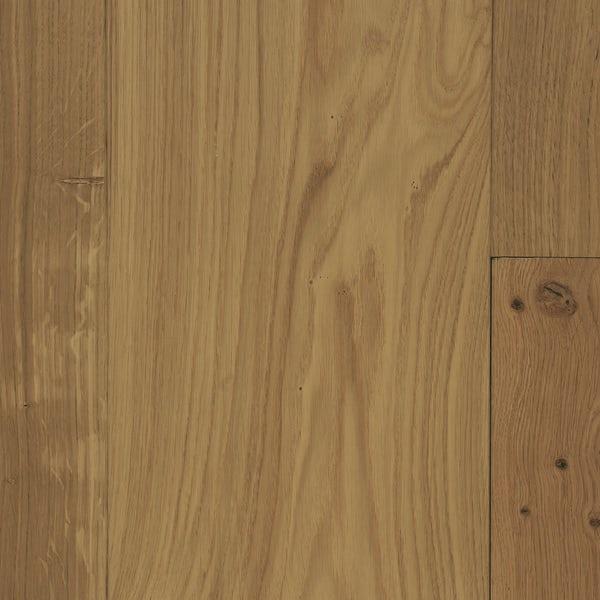 Basix Multiply Oak UV lacquered tongue and groove wood flooring