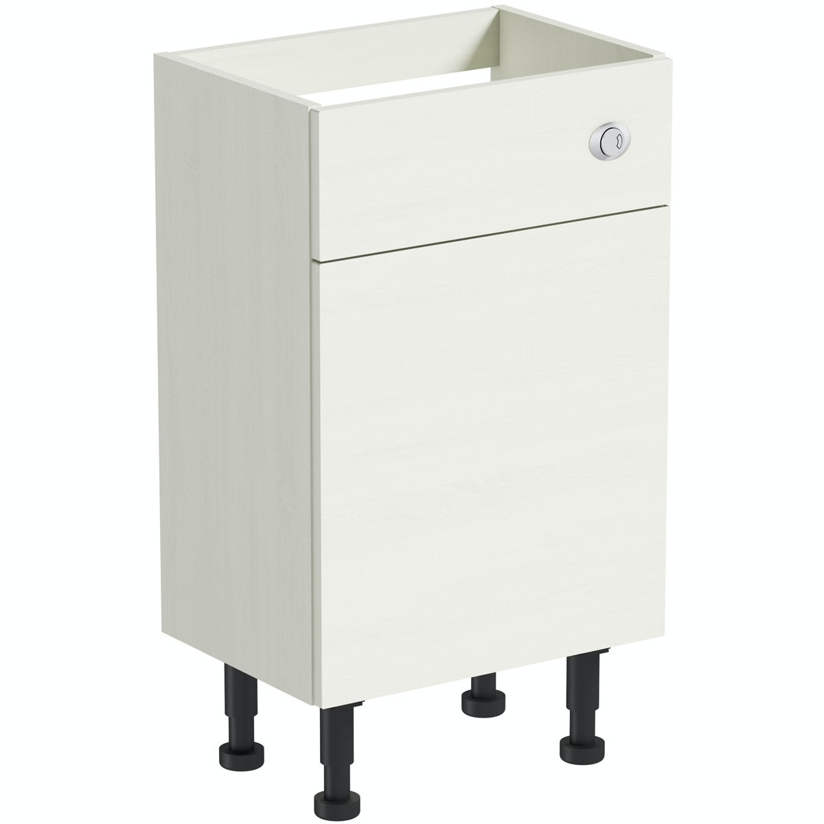 The Bath Co. Newbury white BTW unit 500mm