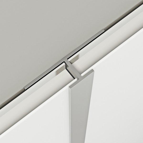 Orchard shower wall panel aluminium mid joint profile