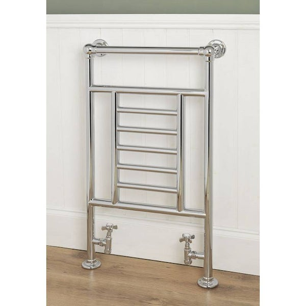 The Bath Co Winchester Heated Towel Rail 914 X 535: The Bath Co. Buckingham Heated Towel Rail 914 X 535 Offer