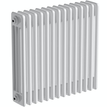 The Heating Co. Camberley white 4 column radiator