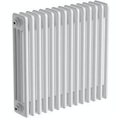 Main image for The Bath Co. Camberley white 4 column radiator 600 x 654