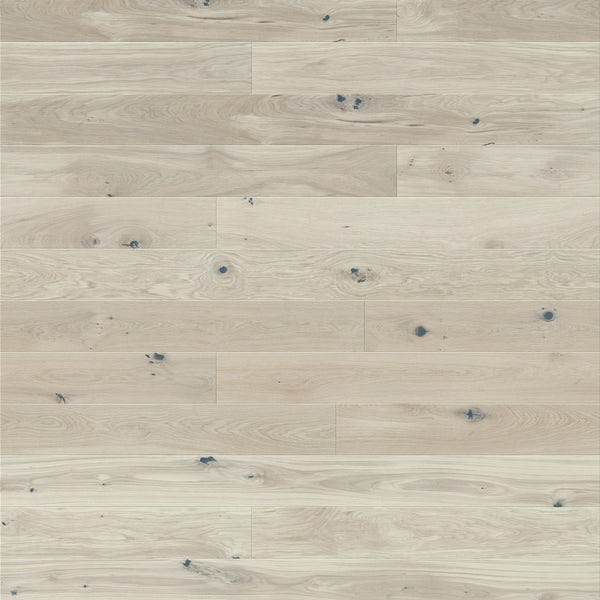 Tuscan Strato Classic white oak 3 ply brushed engineered wood flooring