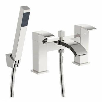 Orchard Wye bath shower mixer tap