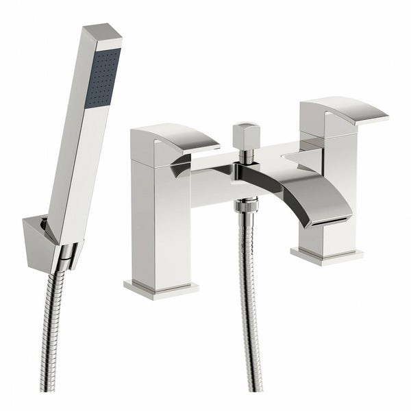 Wye Bath Shower Mixer