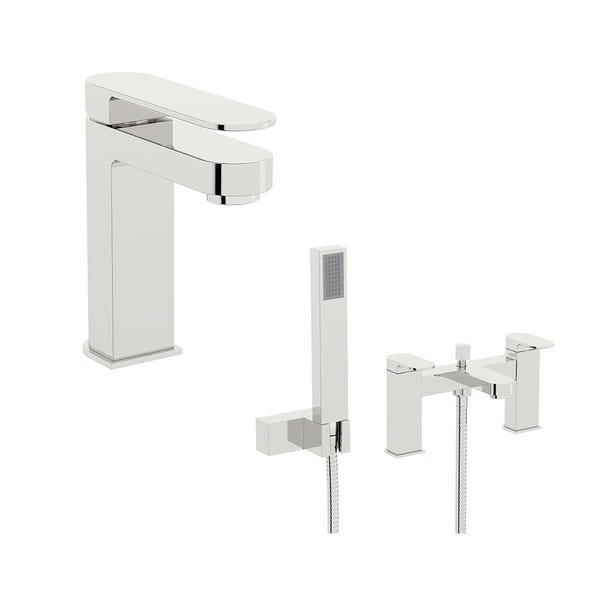 Hardy Basin and Bath Shower Mixer Pack