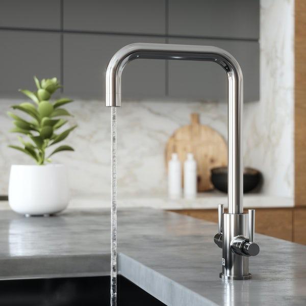Schön Skye L spout kitchen mixer tap