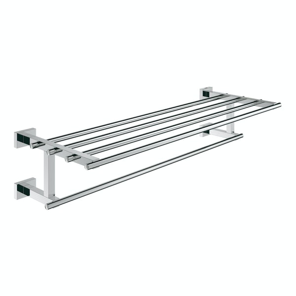 Grohe Essentials Cube multi-towel rail 600 mm