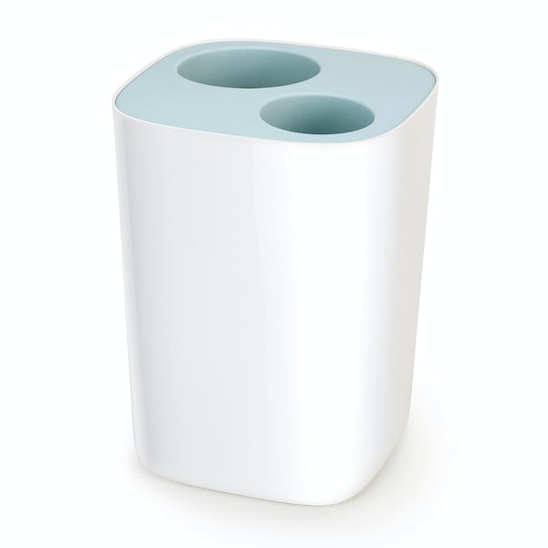 JosephJoseph Split bathroom waste separation bin