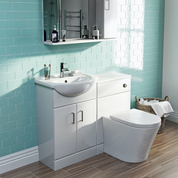 Orchard Eden White 1040 Combination With Contemporary