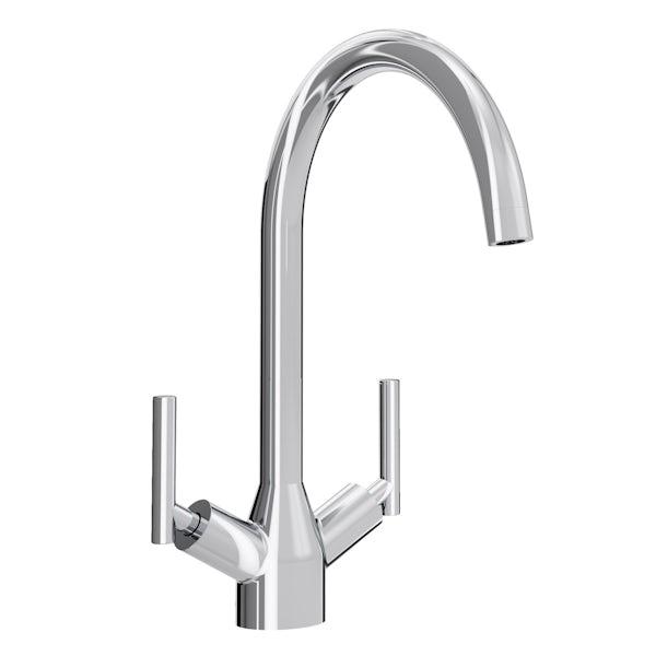 Bristan Chive easyfit kitchen tap