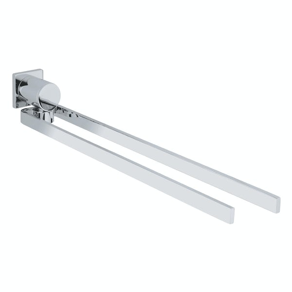 Grohe Allure hand towel holder