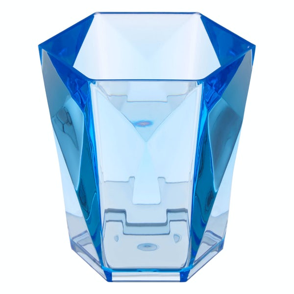 Accents Dow blue acrylic tumbler
