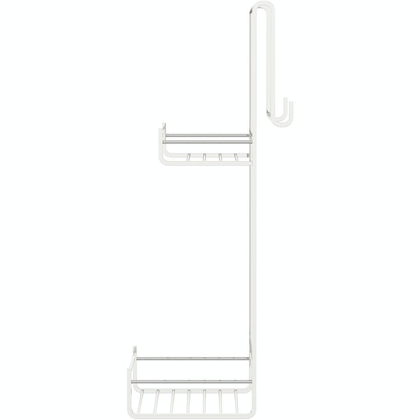Accents contemporary hook on double shower caddy